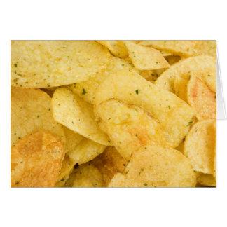 Chips Briefkaarten 0