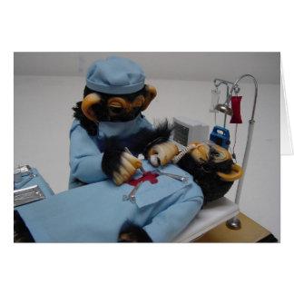 Chirurg Kaart