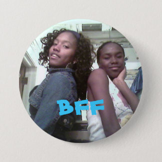 chrisnlaina, BFF Ronde Button 7,6 Cm