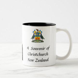 Christchurch, NZ, de Mok van de Herinnering
