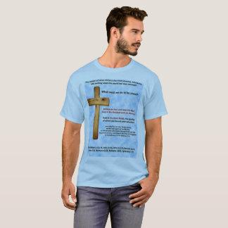 Christelijk Evangelie van de T-shirt van
