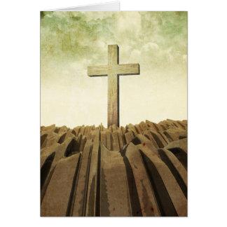 Christelijk Kruis Kaart