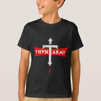 Christelijk legeroverhemd t shirt