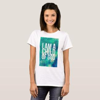 Christelijk Overhemd: Ik ben een kind van God T Shirt