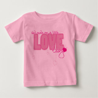 Christelijke babyt-shirt - Weinig Insect van de Baby T Shirts