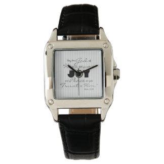 Christelijke Vreugde Horloge