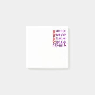 Chronische Migraine - de Neurologische Post-its Post-it® Notes