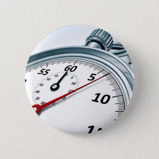 chronometer ronde button 5,7 cm