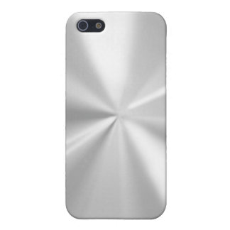 Chroom Geplateerde Illusie iPhone 5 Hoesjes