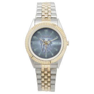 Chroom Tweeling Horloges