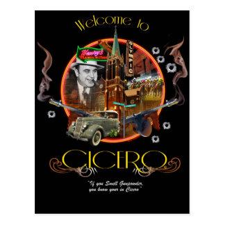 Cicero'n, Illinois Briefkaart