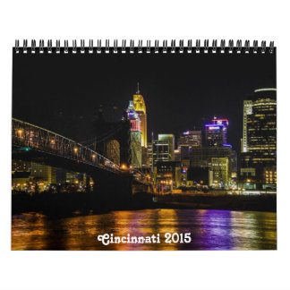 Cincinnati 2015 kalender