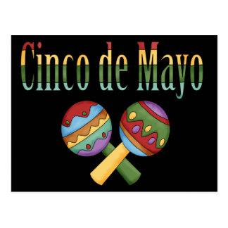 Cinco DE Mayo Briefkaart