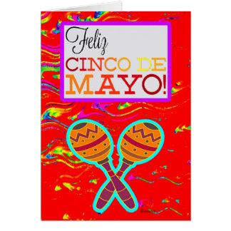 Cinco DE Mayo Briefkaarten 0