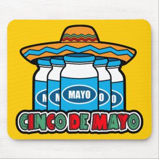 Cinco DE Mayo Muismatten