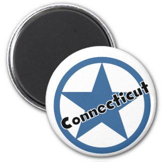Cirkel Connecticut Magneet