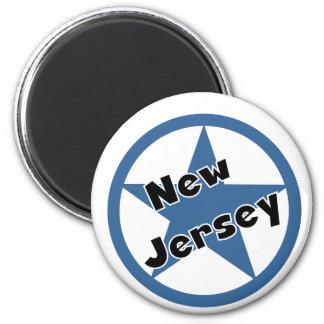 Cirkel New Jersey Magneet