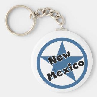 Cirkel New Mexico Sleutelhanger