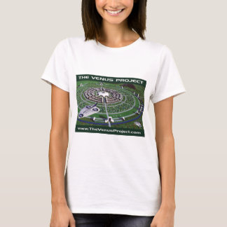 Cirkel Stad T Shirt