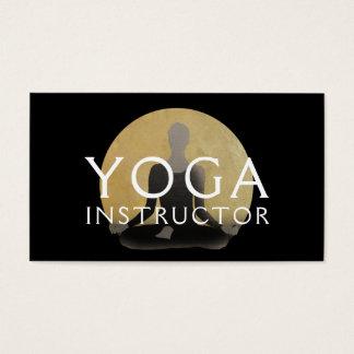 Cirkel van de Meditatie van de Instructeur van de Visitekaartjes
