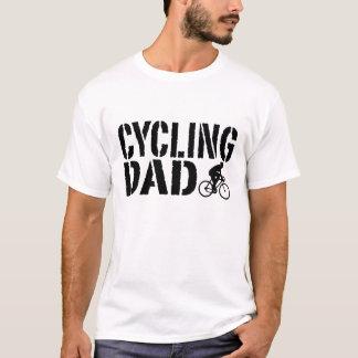 Cirkelende Papa T Shirt