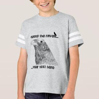 Citeer de T-shirt van de Klantgerichte Jongen van