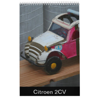 Citroën 2 Kalender 2018 van de Auto van cv de