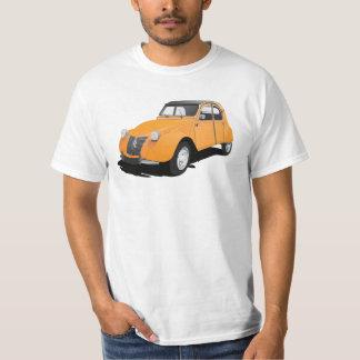 Citroën 2CV (deux chevaux), sinaasappel T Shirt