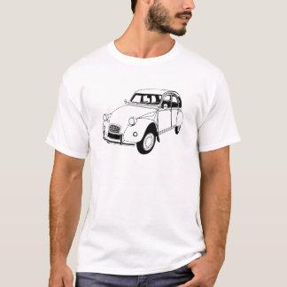 Citroën 2CV Dolly Geïnspireerde T-shirt
