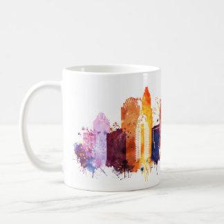 Cityscape van Charlotte Koffiemok