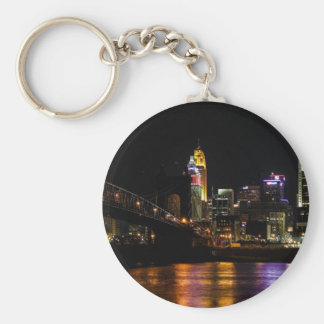 Cityscape van Cincinnati Sleutelhanger