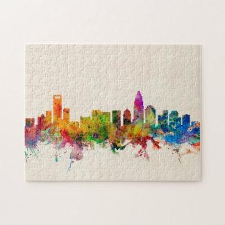 Cityscape van de Horizon van Charlotte Puzzel