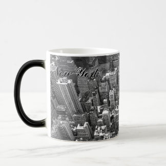 Cityscape van de Kop van New York de Mok van de