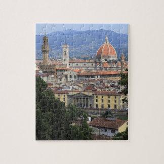 Cityscape van Florence Legpuzzel