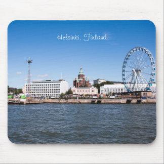 Cityscape van Helsinki Muismatten