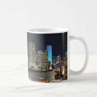 CityScape van Miami Mok de Van de binnenstad van