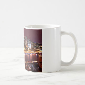 Cityscape van Pittsburgh Koffiemok