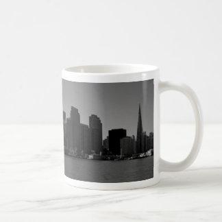 Cityscape van San Francisco Koffiemok