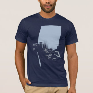 Cityscape van TOKYO T Shirt