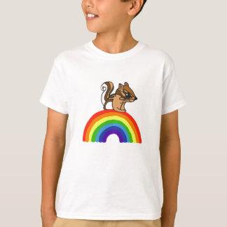 CJ- het Overhemd van de aardeekhoorn en van de T Shirt