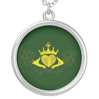 Claddagh (Goud) Persoonlijke Sieraden
