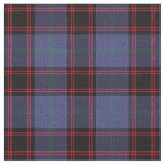 Clan Rutherford en het Geruite Schotse wollen stof