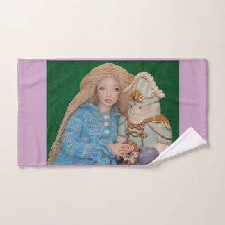 Clara en de Notekraker Bad Handdoek