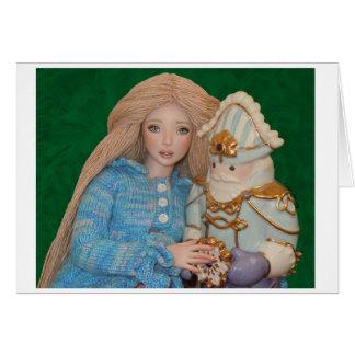 Clara en de Notekraker Kaart