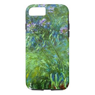 Claude Monet: Agapanthus iPhone 8/7 Hoesje
