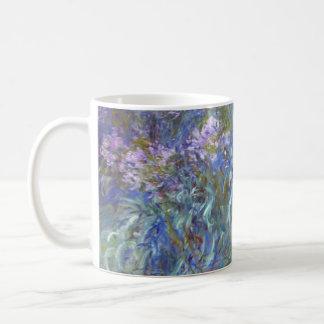Claude Monet Agapanthus Koffiemok