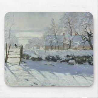 Claude Monet - de Ekster Muismatten