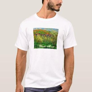 Claude Monet die BasisT-shirt schilderen T Shirt