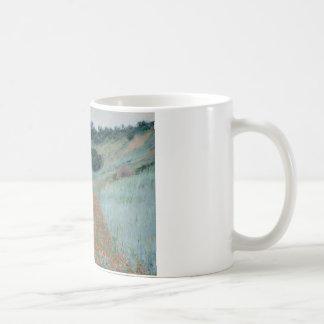 Claude Monet - het Gebied van de Papaver in een Koffiemok