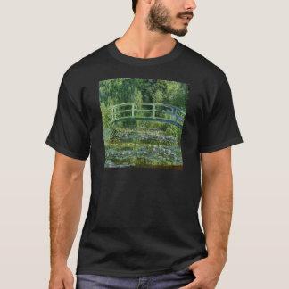 Claude Monet - Japanse Brug T Shirt
